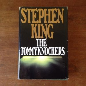"""Stephen King """"The Tommyknockers"""""""